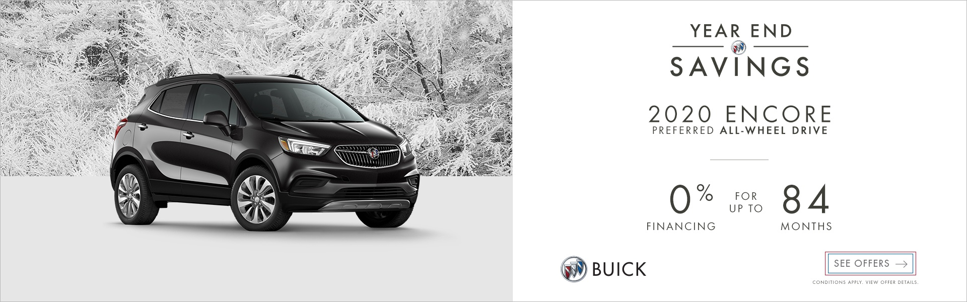 Central Buick Encore English