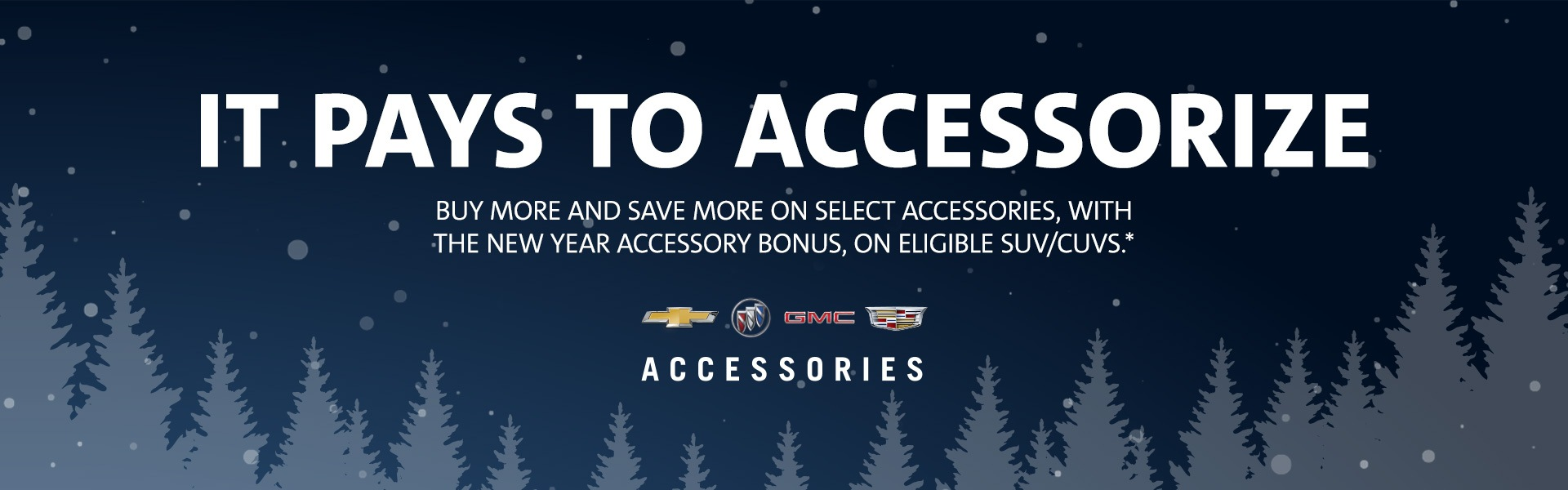 New Year Accessory bonus - English
