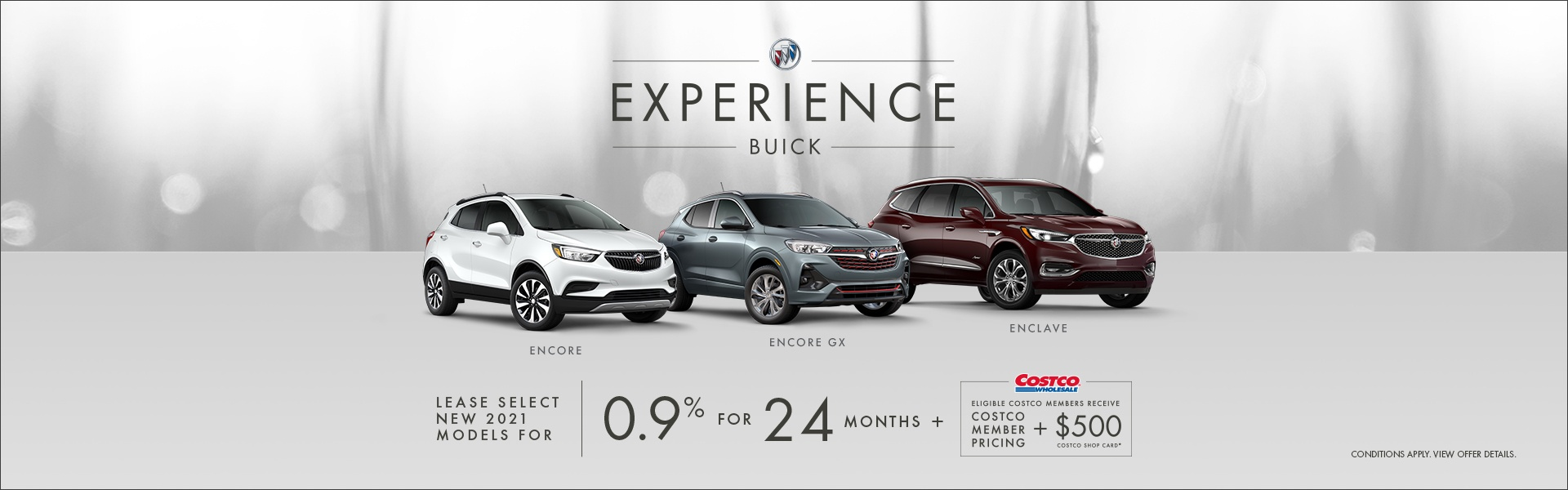 Central - Buick LineUp - English