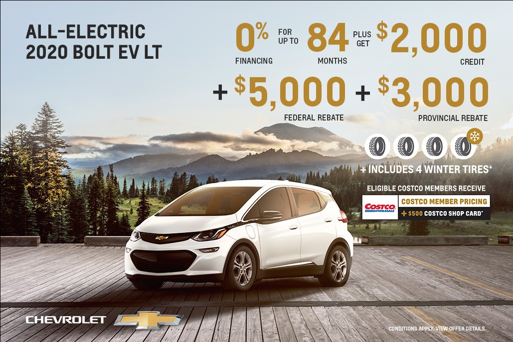 Western - Chevrolet Bolt - English