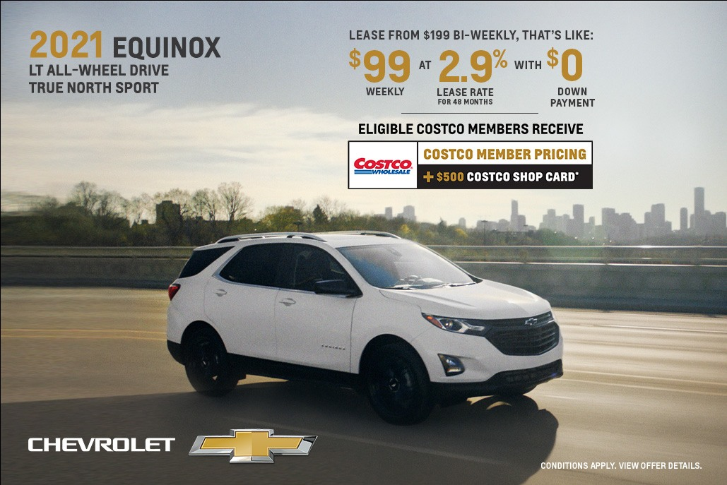Western - Chevrolet Equinox - English