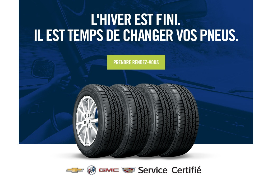 Regular Tire swap campaign - Central - FR