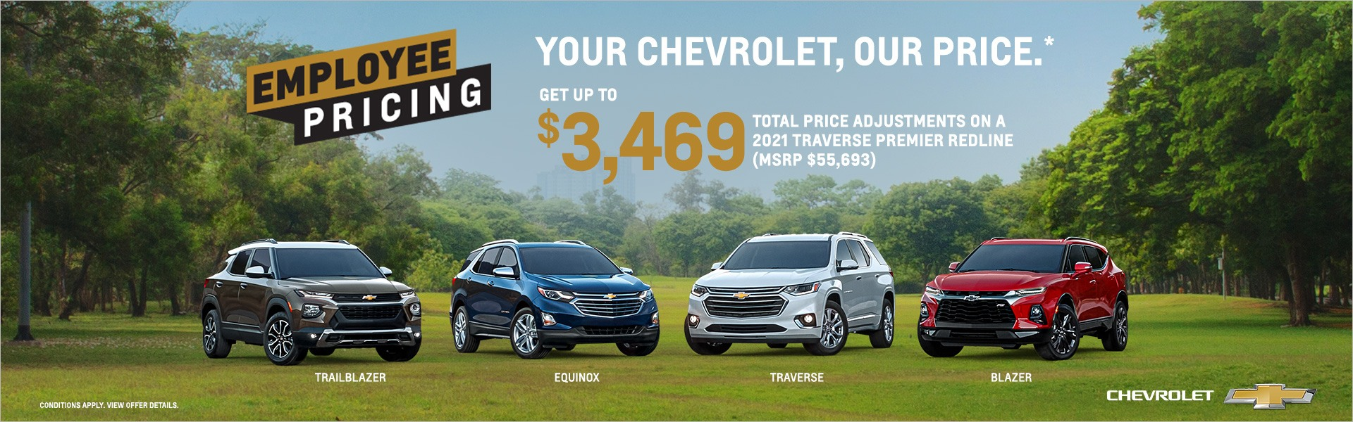Chevrolet Family - Central - English